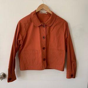 Gravel & Gold Lightweight Jacket